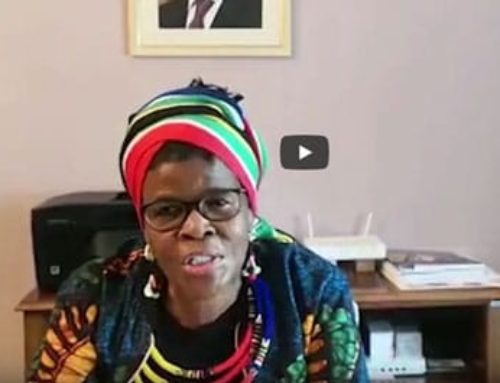 Listen to our Ambassadors: Her Excellency Thenjiwe Mtintso, SA Ambassador to Spain