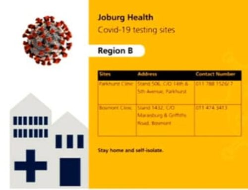 Johannesburg COVID-19 Testing Centres