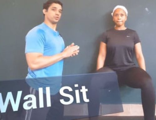 Exercise Technique – Wall Sit