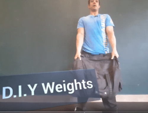 Exercise Technique: DIY Weights