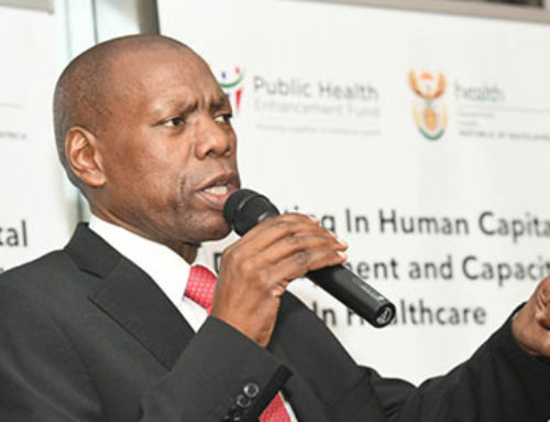 Health Minister Dr Zweli Mkhize Answers COVID-19 Questions in the National Assembly