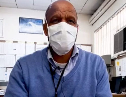 Professor Sithembiso Velaphi discusses the relationship between the flu season and the Covid-19 pandemic