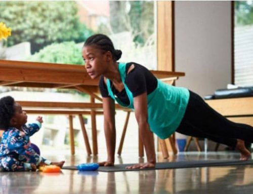Can't get to gym? Here's how you can keep moving