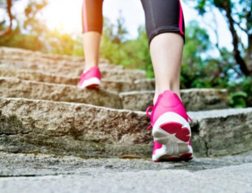 The link between physical activity and mental wellbeing: Get moving to fix your mood