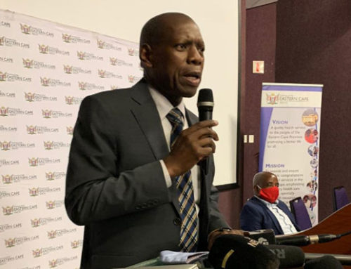 'The fight against COVID isn't over', Mkhize says