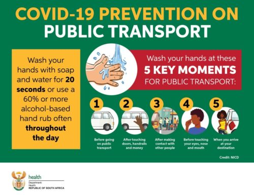COVID-19 Prevention on Public Transport