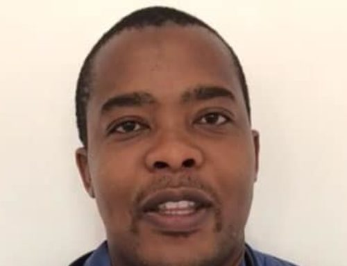 "#ListenToTheDoctor ""If you're able to stay home, please do,"" says Dr Ntuthuko Mdlalose"