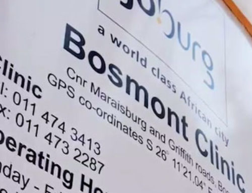 #HealthHighlights At Bosmont Clinic on Johannesburg's West Rand, all systems are in place