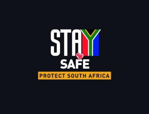 Stay Safe– Protect South Africa – Downloadable badges & images