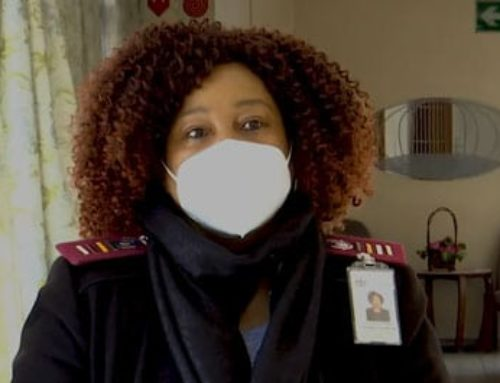 #HealthcareHeroes A reminder to take the key precautionary measures, from Sister Phumzile Ntselo