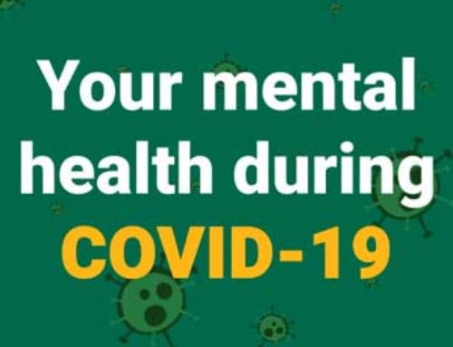 Mental Health: Tips on staying strong during Covid-19