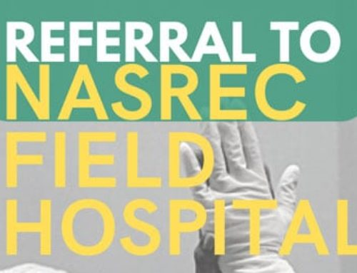 Referral to the NASREC Field Hospital