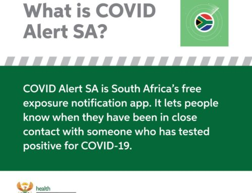 Download the COVID Alert SA app today