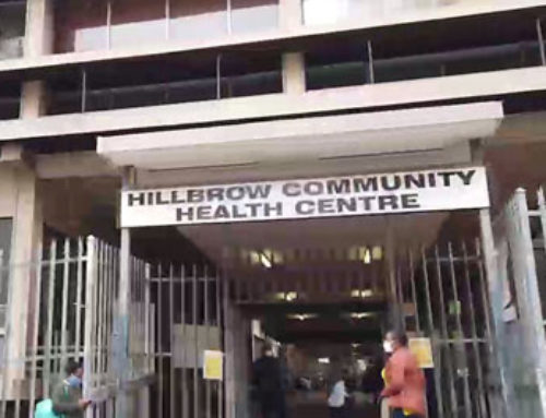 #HealthcareHighlight Hillbrow Community Health Services has continued to offer a wide range of services during Covid-19