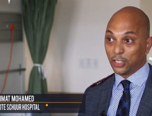 #HealthcareHeroes Aghmat Mohamed is head of nursing at Groote Schuur Hospital in Cape Town