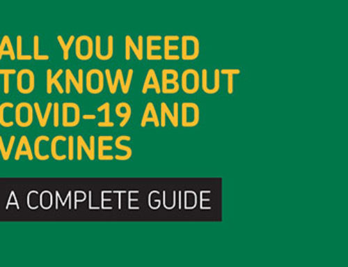 All you need to know about COVID-19  and Vaccines (pdf guide)