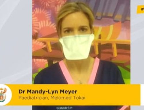 #StaySafe Let's make 2021 a better year, says Dr Mandy-Lyn Meyer