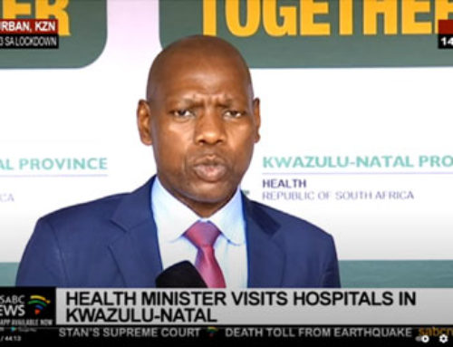 Minister Mkhize briefs media following visit to KZN clinic and hospitals – 18th Jan 2021