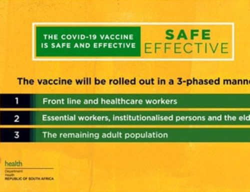 How will South Africa rollout its #Covid19 vaccines? There are three phases to the plan