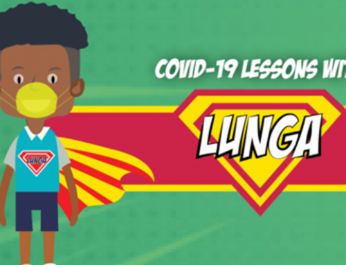 COVID-19 LESSONS WITH LUNGA