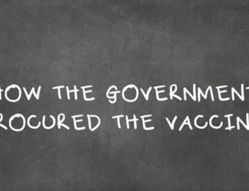 How government procured the vaccines? Here is more information on this.