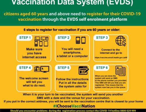 Your guide to the Electronic Vaccination Data System (EVDS)