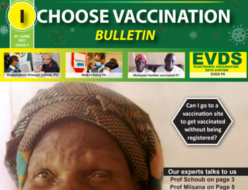 I Choose Vaccination Bulletin (Issue 4)