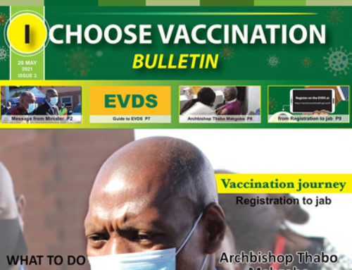 I Choose Vaccination Bulletin (Issue 3)