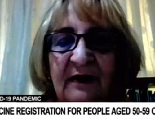 SABC News: Vaccination process for citizens aged between 50 and 59: Milani Wolmarans