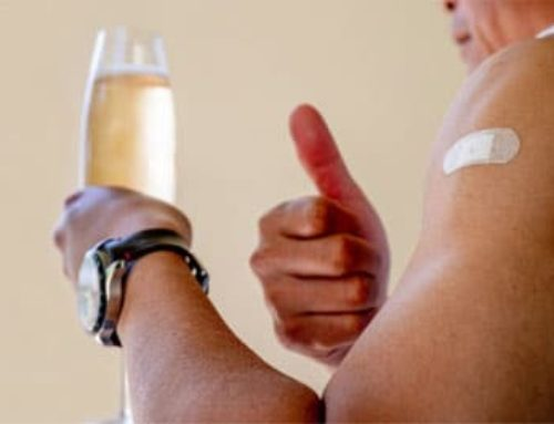 How soon can you drink alcohol after getting your Covid-19 vaccine?