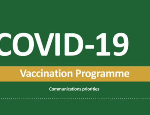 Covid-19 Vaccination Programme Communication Priorities – 19 to 26 September