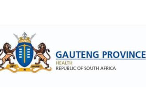 MORE GAUTENG VACCINATION SITES OPEN DURING VOTER REGISTRATION WEEKEND